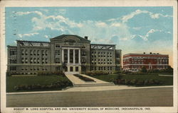Robert W. Long Hospital and Ind. University School of Medicine