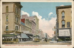 Hampshire Street, East From Fifth Street