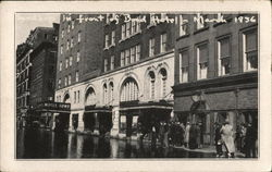 Hotel Bond - Connecticut River Flood 1936