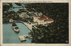 Villa Vizcaya, James Deering Estate