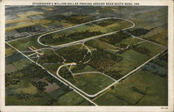 Srudebaker's Million Dollar Proving Grounds