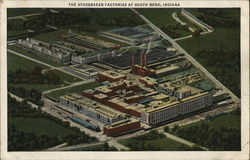 The Studebaker Factories