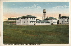 "Boys Cottage ""Pershing"" State Sanatorium"