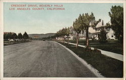 Crescent Drive, Beverly Hills, Los Angeles County