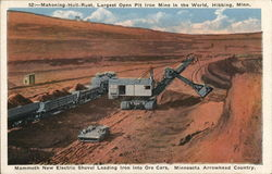52:-Mahoning-Hull-Rustm Largest Open Pit Iron Mine in the World