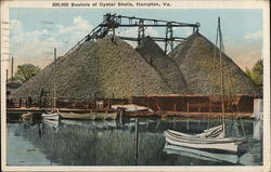 200,000 Bushels of Oyster Shells