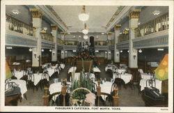 Pangburn's Cafeteria