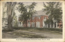 Kappa Kappa Kappa House, Dartmouth College