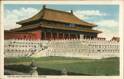 The Palace, Forbidden City, Peking
