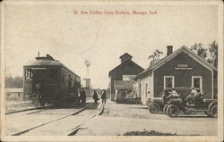 St. Joe Valley Line Station