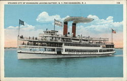 Steamer City of Keansburg