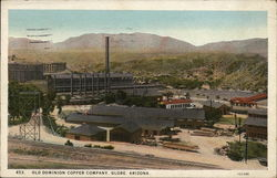Old Dominion Copper Company