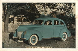 1939 Ford-Fordor