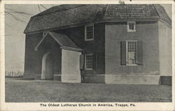 The Oldest Lutheran Church in America