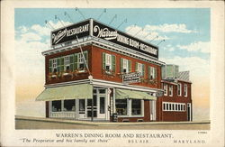 Warren's Dining Room and Restaurant