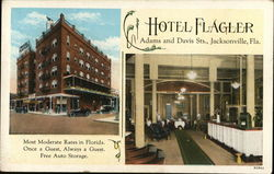 Hotel Flageler, Adams and Davis Sts