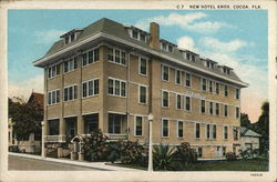 New Hotel Knox Postcard