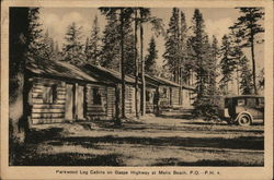 Parkwood Log Cabins
