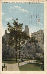 Yale University - KIllingworth Court, Memorial Quadrangle