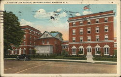 Kingston City Hospital and Nurses Home