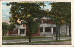 American Legion Club Rooms