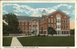 Earlham College Postcard