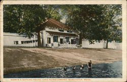 Women's Bathing House Lake Quinsigamond