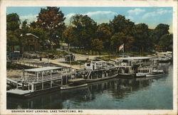 Branson Boat Landing, Lake Taneycomo