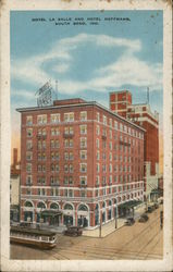 Hotel La Salle and Hotel Hoffman