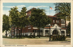View of Mishawaka Hotel