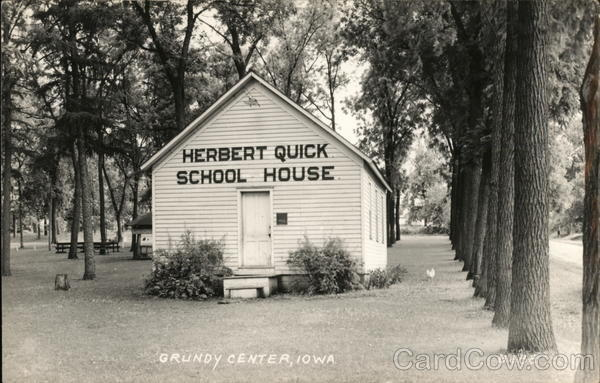 Herbert Quick School House