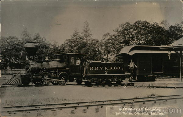 Jacksonville Rialroad Locomotives