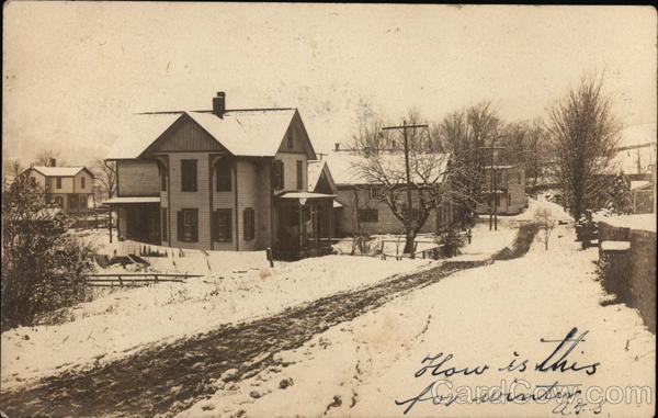 Residences in Snow Griffins Corners New York