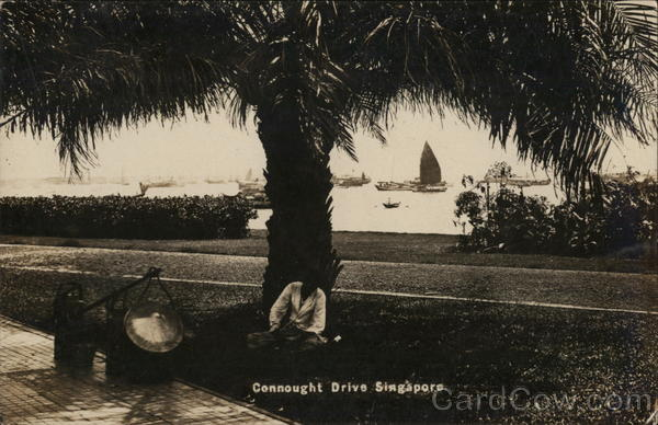 Connaught Drive Singapore Southeast Asia