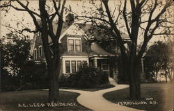 A. E. Lee's Residence