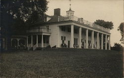 Mount Vernon, George Washington's House Postcard