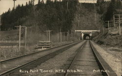 Rocky Point Tunnel, N.P.R.