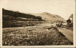 Passenger and Auto Race, Paisano Pass