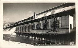 West Powerhouse, Grand Coulee Dam