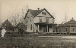 Residences, Possibly Aberdeen SD.