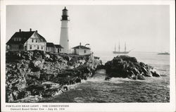 Portland Head Light - The Constitution
