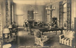 Living Room, C.S. Sanatorium