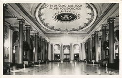 Palmer House - Grand Ball Room, Foyer
