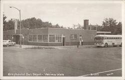 Greyhound Bus Depot