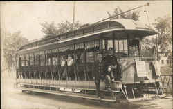 Trolley and Drivers