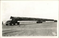 100 Foot Long Log