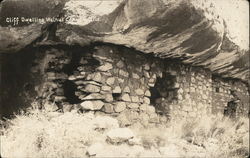Cliff Dwelling, Walnut Canyon