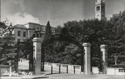 Sather Gate, University of California, Berkeley