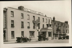 Red Horse Hotel Postcard