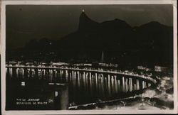 Botafogo at Night